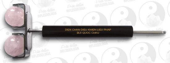 strumenti originali Riflessologia facciale Dien Chan
