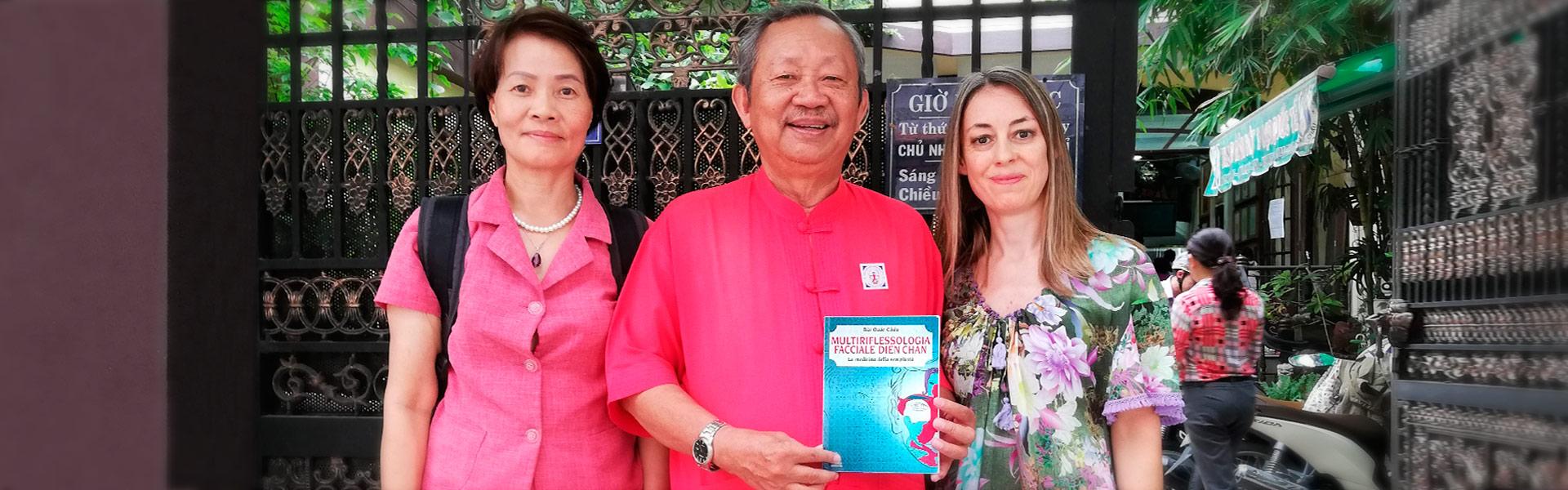 Il libro ufficiale di Riflessologia Facciale Dien Chan