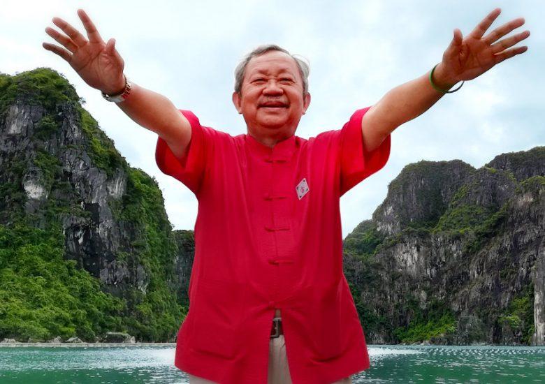Prof. Dr. Bui Quoc Chau - Fondatore del metodo Dien Chan
