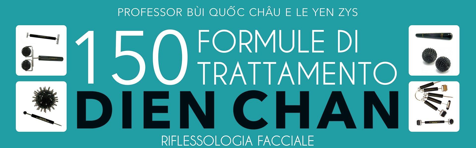 Libro 150 Formule di trattamento Dien Chan